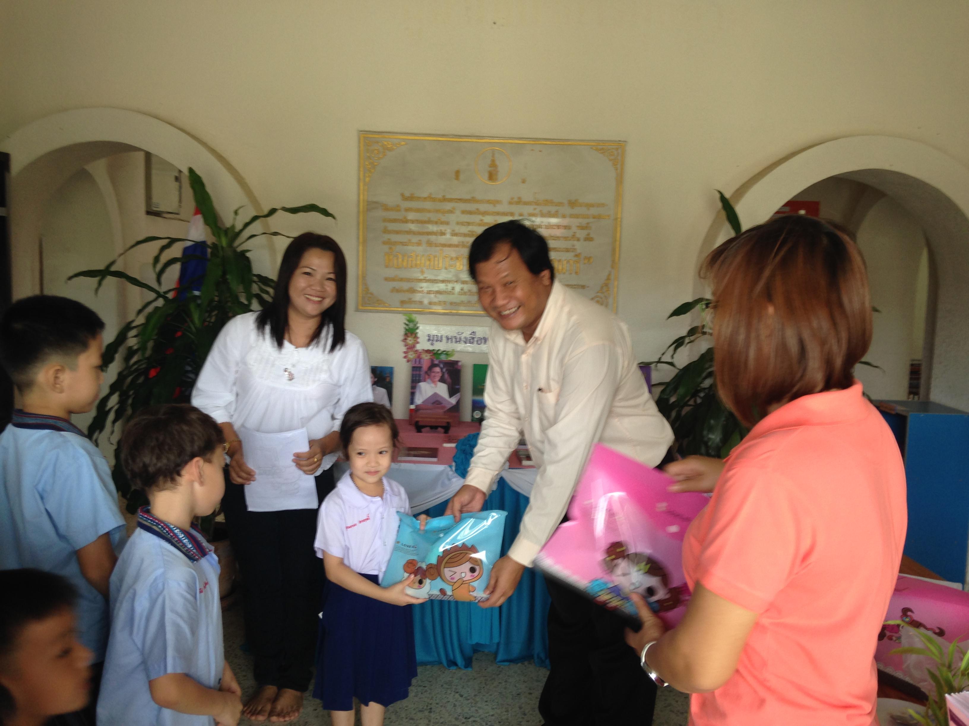 โครงการวันเด็กแห่งชาติ  เสาร์ที่10 มกราคม ประจำปี 2558
