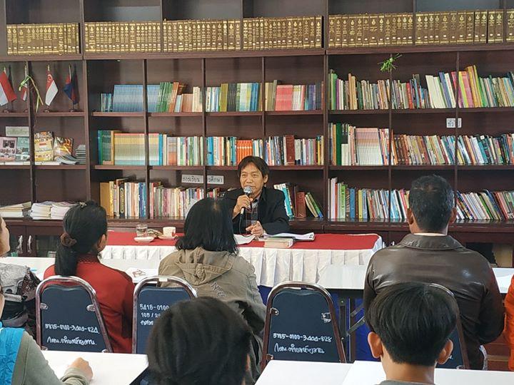 กิจกรรมพัฒนาผู้เรียนโครงการรณรงค์ส่งเสริมประชาธิปไตยในชุมชน