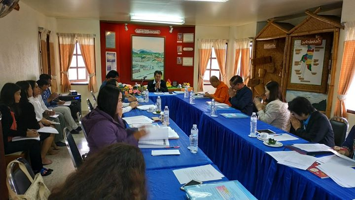การประชุมคณะกรรมการสถานศึกษาครั้งที่ 1/2562