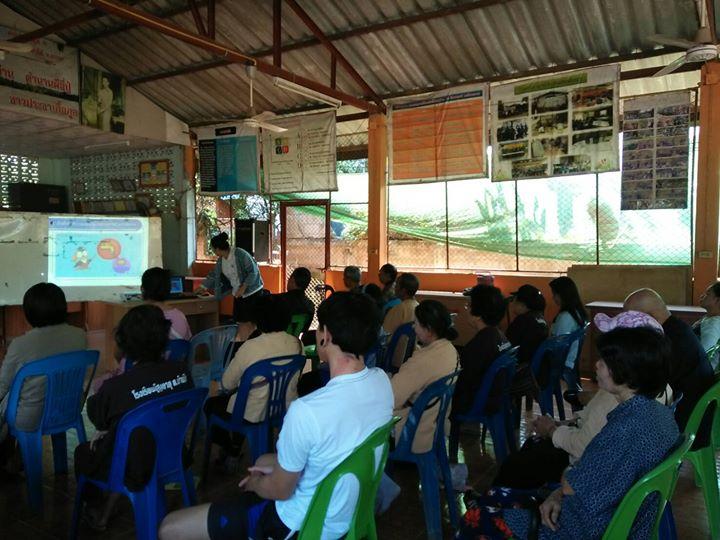 โครงการส่งเสริมสุขภาวะอนามัยในชุมชนตำบลบ้านปิน